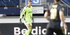 Ten Hag bewierookt 'stabiele' Scherpen na goed optreden bij Ajax