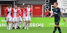 FC Emmen wint ook van RKC en leeft in degradatiestrijd