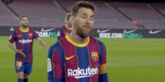 Messi denkt dat arbiter Latre het op hem had gemunt