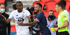 Neymar moet op de blaren zitten na rode kaart in Franse topper