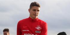 'Til verlengt bij Spartak en is al in Rotterdam voor huurtransfer'
