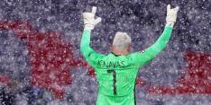 PSG spreekt vertrouwen uit in 'beste keeper ter wereld' Navas
