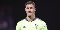 Scherpen vervangt Stekelenburg onder de lat tegen AS Roma