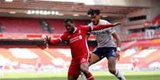 Liverpool maakt met zege eind aan dramatische reeksen