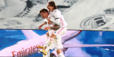Real klopt Barça in Clásico en maakt titelstrijd nog spannender
