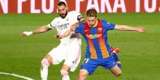 Spaanse kritiek op Frenkie de Jong: 'Hij wilde te veel doen'