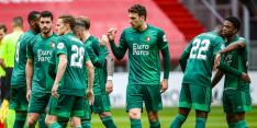Feyenoord verwacht 7,5 miljoen niet terug te hoeven betalen