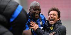 De Vrij en Inter kunnen titel bijna ruiken na kleine zege