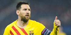 'Laporta doet Messi eerste contractvoorstel: lager basissalaris'