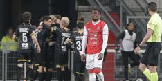 MVV geeft het na bliksemstart helemaal weg in Limburgse derby