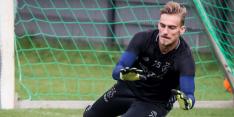 'FC Groningen heeft doelman Leeuwenburgh bijna binnen'