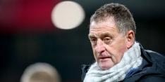 FC Eindhoven sorteert voor op ontslag hoofdtrainer Brandts
