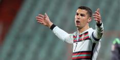 Grensrechter Diks niet naar EK na incident met Ronaldo