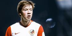 Utrecht-speler Pieters verscheurt contract en kiest voor studie