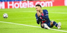 'Neymar tekent nog voor halve finales nieuw PSG-contract'