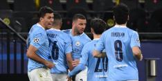 Manchester City breekt met vloek en is halvefinalist CL