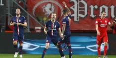 FC Twente en FC Emmen gelijk, Heracles verslaat PEC Zwolle