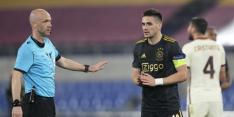 Europa League-avontuur Ajax ten einde na ongelukkige remise