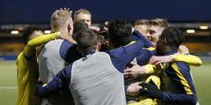 Wraak: SC Cambuur viert officieuze promotie na zege op Helmond