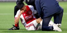 Zorgen bij Ajax: mogelijk zware knieblessure Ünüvar