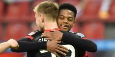 Leverkusen dankzij uitblinker Bailey ruim langs Köln