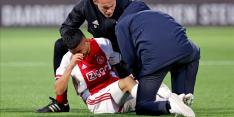 'Ajax en Ünüvar krijgen maandag duidelijkheid over ernst blessure'