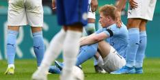 Guardiola maakt zich na uitschakeling zorgen om De Bruyne