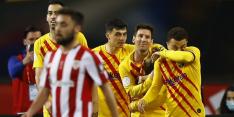 Briljante Frenkie bezorgt Koeman eerste prijs bij Barça