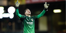 "Gorter evenaart record: ""Een clean sheet is heilig voor een keeper"""