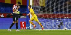 Spaanse media bewieroken De Jong: 'Een buitengewoon optreden'