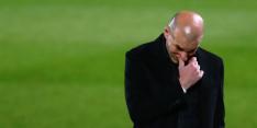 Zidane heeft na nieuwe domper nog maar twaalf veldspelers over