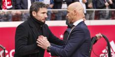 'Ten Hag en Van Bommel op schaduwlijst Bayern München'
