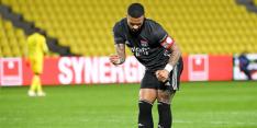 In 2021 ontketende Memphis houdt Lyon in Franse titelrace