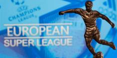 Super League kondigt indirect einde van de huidige plannen aan
