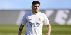 Zorgen Real Madrid stapelen zich op: Valverde test positief