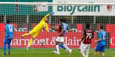 AC Milan moet na nederlaag vooral naar beneden kijken