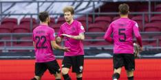 FC Utrecht tankt vertrouwen met knappe zege op Club Brugge