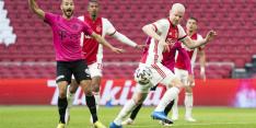 Klaassen sluit niet uit zijn carrière bij Ajax af te sluiten