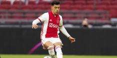 """Martínez: """"Bij Argentinië gaat het echt heel vaak over Ajax"""""""