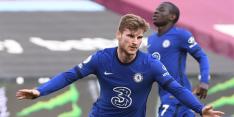 Chelsea deelt WHU klap uit dankzij eindelijk scorende Werner
