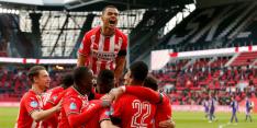 Ajax zondag geen officieel kampioen na krappe zege PSV