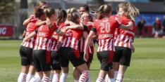 PSV deelt in Eredivisie Vrouwen gevoelige tik uit aan rivaal Ajax