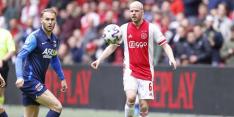"""Koopmeiners feliciteert Ajax al met titel: """"Het is ook verdiend"""""""