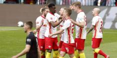 Leipzig stelt titelfeestje Bayern met zege opnieuw uit