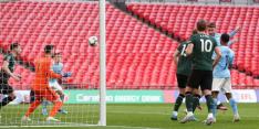 Man City wint vierde League Cup op rij, droogte Spurs houdt aan