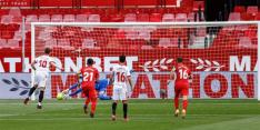 Sevilla imponeert weer en blijft op vinkentouw in La Liga