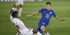 Invaller Ziyech kan gelijkspel tegen Real Madrid niet voorkomen
