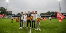 Excelsior maakt Bovenberg jongste directeur in betaalde voetbal