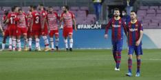 Weggestuurde Koeman ziet Barça koppositie mislopen