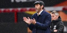 "Fonseca na pak rammel Roma: ""Ik wil geen excuses verzinnen"""